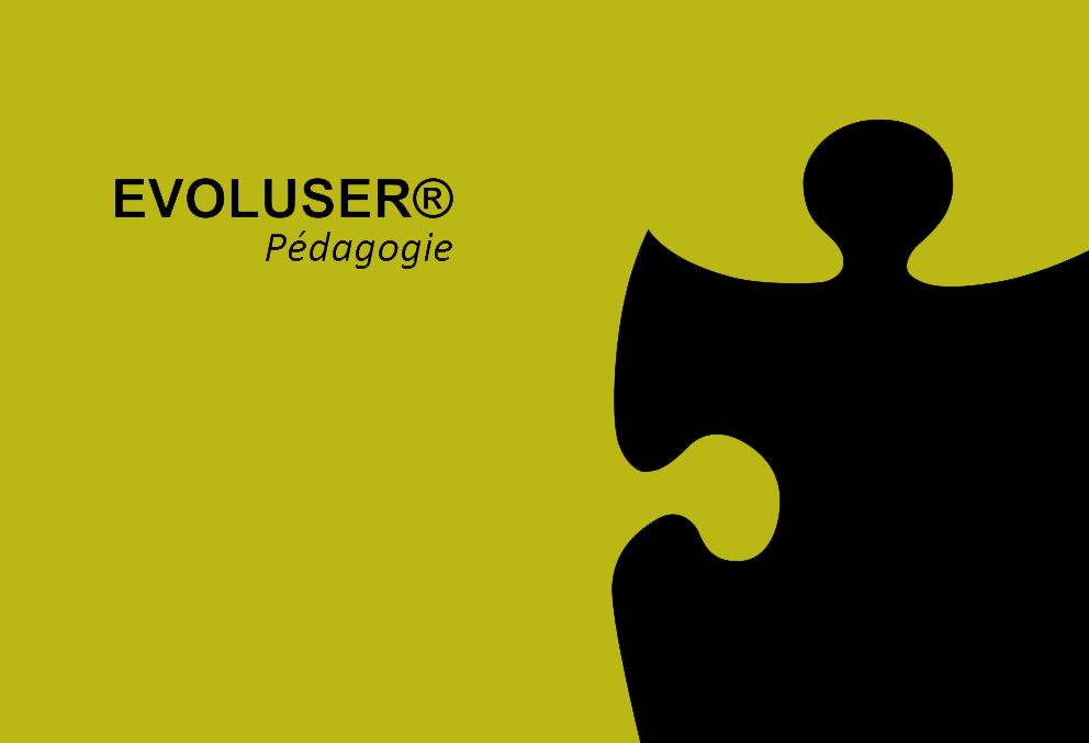 Logo EVOLUSER® Pédagogie